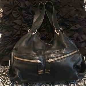 Michael Kors Black satchel
